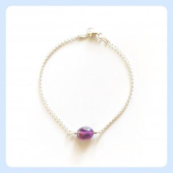 Amazonite 6 mm bracelet,...