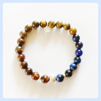 Tiger eye blend bracelet,...