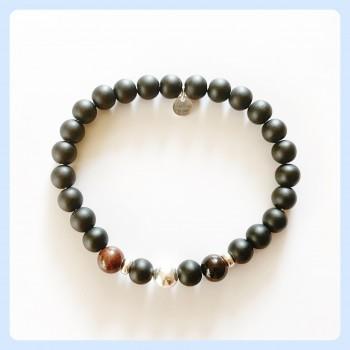onyx bracelet, bracelet...