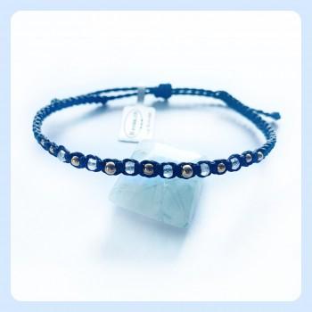 Moonstone bracelet, silver...