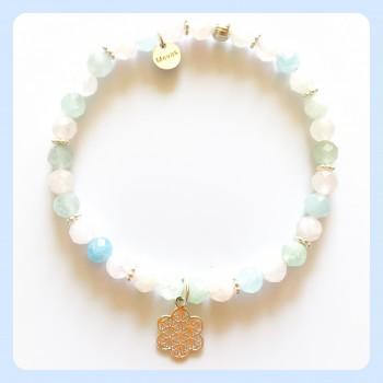 Flower of Life bracelet...