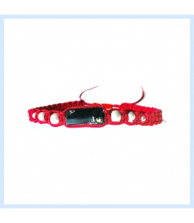 tourmaline bracelet with...