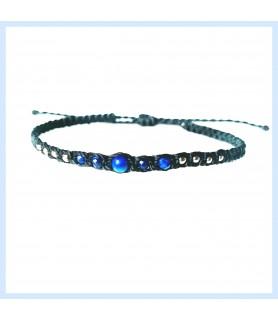 Lapis lazuli bracelet,...