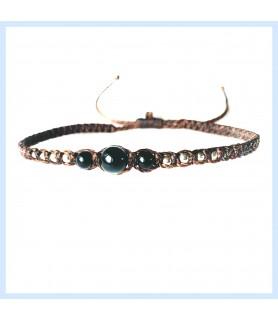 Tourmaline bracelet/...