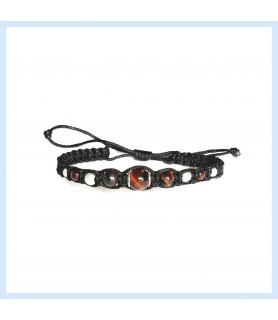 Tiger eye / bracelet made...
