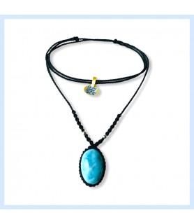 Larimar healing stone...