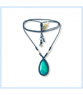 Necklace Chrysocolla