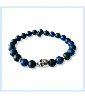 Lapis lazuli, onyx and...