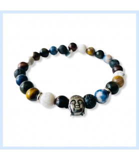 Bracelet made of mixed...