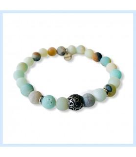 Amazonite bracelet,...
